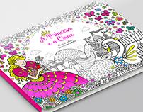 LIVRO - A Princesa e o Cisne