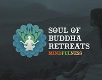Logo / Soul of Buddha Retreats