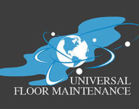 Universal Floor Maintenance Logo