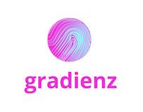 Gradienz_l'Identité graphique