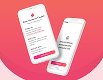 Novas Possibilidades   Tinder Redesign