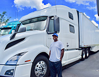 Shawn Owner Operator at Status Transportation