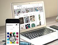 DRAWDECK / Website