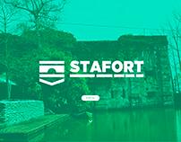 Website Stafort Sneak Preview