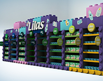 Lilas Stand Exhibition