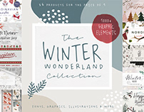 THE WINTER WONDERLAND COLLECTION - ONLY $26!