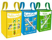 Recicl'arte contest Sociedade Ponto Verde - 3rd place