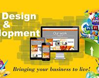 Banner for Websites