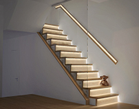 Stairs Design in progress