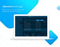 UI/UX for desktop application