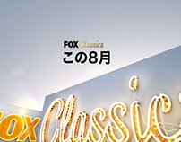 Fox Classics Channel Package Montage