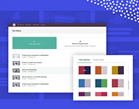 Biteable interface design improvements