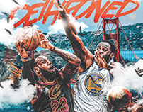 NBA Art | Dethroned