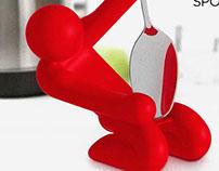 Tea Spoon Holder