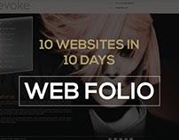 Web Folio