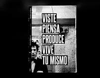 Editorial Vivienne Westwood | Diseño Gabriele 2