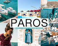 Free Paros Mobile & Desktop Lightroom Presets
