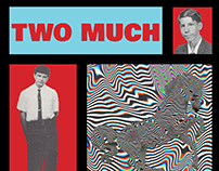 Two Much: The Abstract Horse