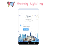 Lights - The parking app