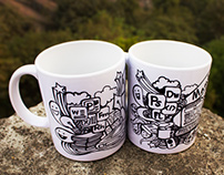 Mug design by prartinc