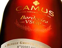 CAMUS - BORDERIES VSOP