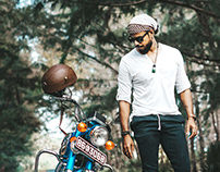 Bike shoot
