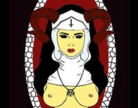 Nun Satanic