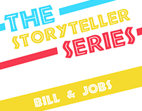 The Story Teller Series #1 Bill & Jobs.