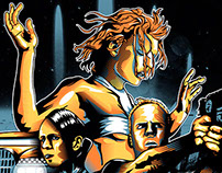 Fifth element fan art
