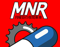 MNR - Monday Night Ride - Fixed Gear SP