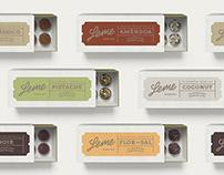 Leme Brigadeiros Brand Design & Identity
