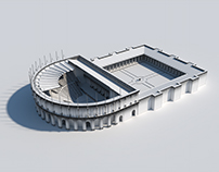 Archaeological Heritage 3d Reconstruction