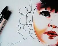 Luiza portrait