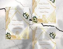 Modern Elegant & Natural Certificates for Online Course