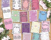 Willow Greetings / Angel Pin Gift Card Range