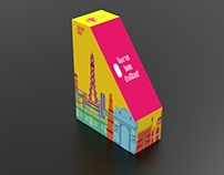Quirk Box (Branding & Packaging Design)