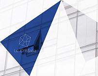 Le Cristalia, plaquette corporate