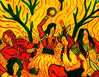 FIRE DANCE (2017)