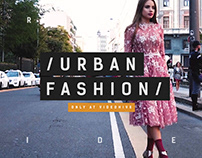 Urban Fashion | After Effects Template