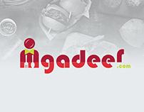Mgadeer mobile app