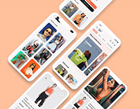 Friend Clothing - e commerce app