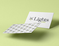 Lights.com - Identity Design