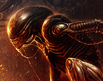 Alien\Prometheus concepts