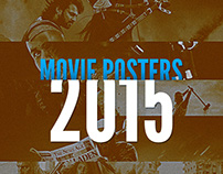 MOVIE POSTERS 2015