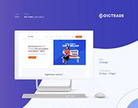 GIC Trade Website