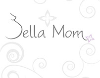 Logo and corporate identity for My Bella Mom