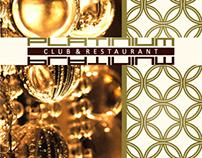 Club & Restaurant - Branding concept