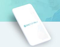 UI/UX - Mobile App - DoctorTalk