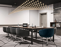 Conference Room in Poland