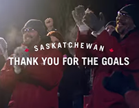 Saskatchewan, The Home Of Goal Scorers